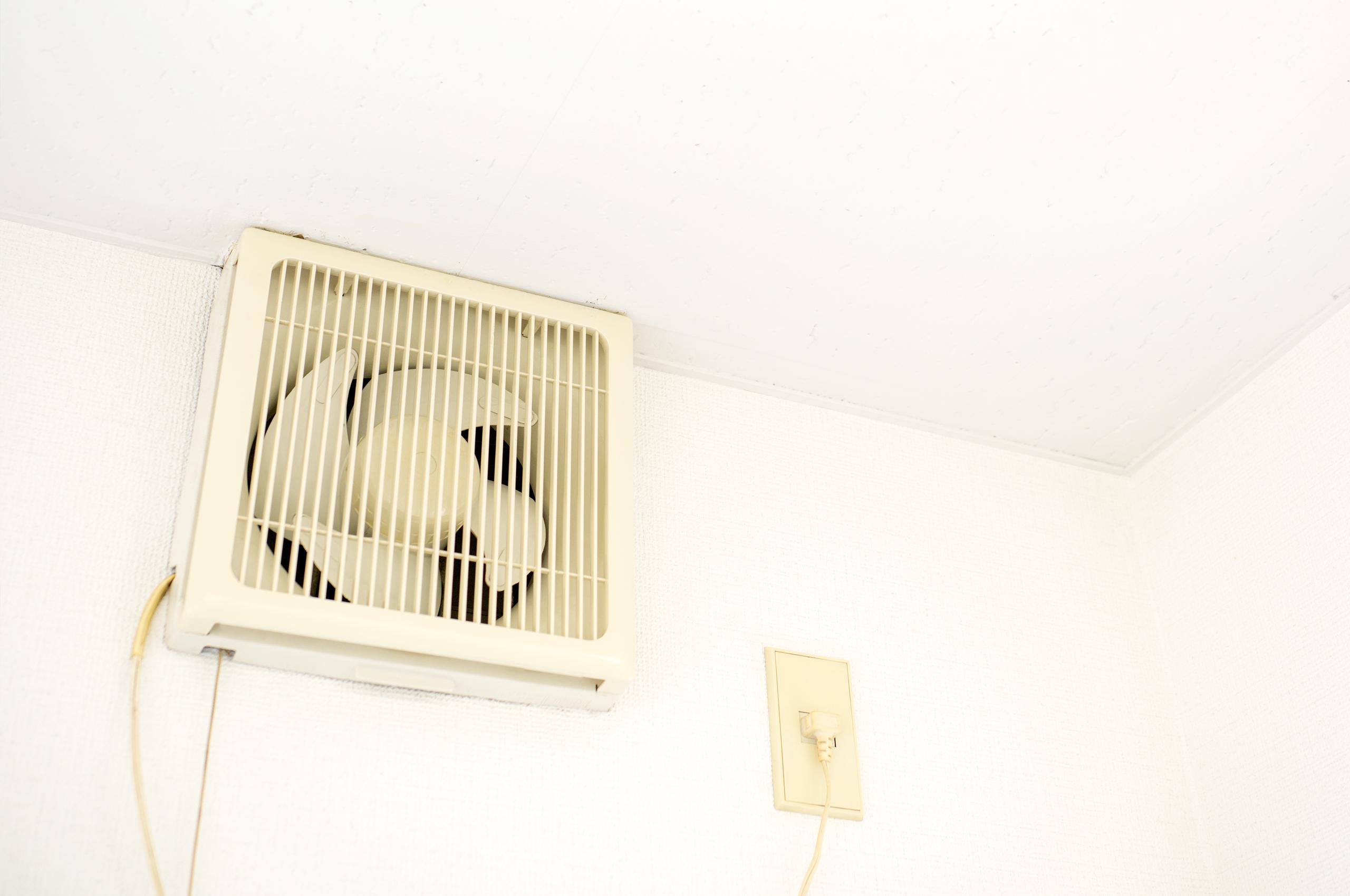 換気扇クリーニング(プロペラタイプ)