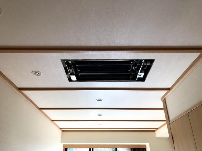 天井エアコン1-7